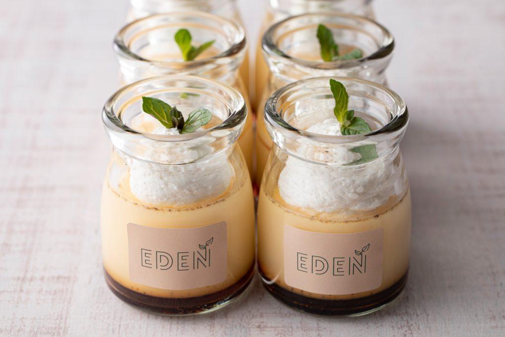EDEN Pudding