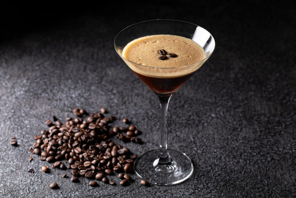 Coffee Cocktail* Subject to operation due to COVID-19